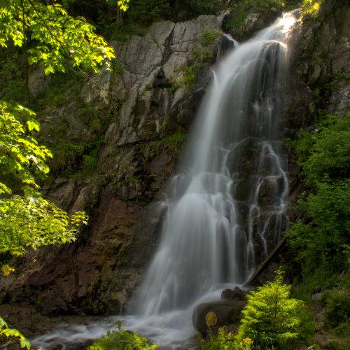 Cascada Vârciorog Arieșeni - cădere de apă de 15 metri înălțime