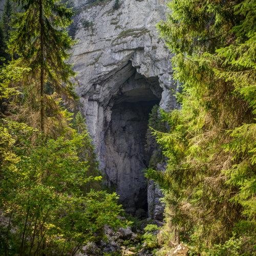 Cetăților Ponorului emblema Parcului Natural Apuseni. Accesibilă din Padiș și Arieșeni.