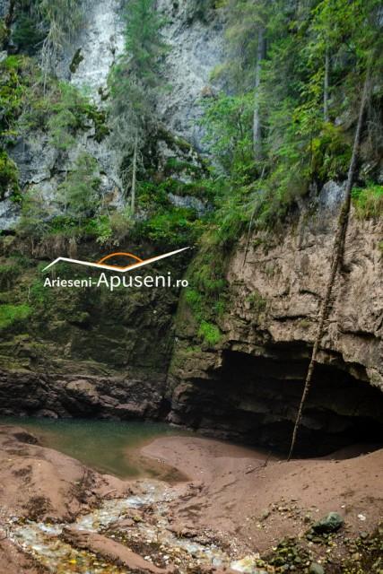 Vara la Peștera Coiba Mică Arieșeni - lângă comuna Gârda de sus