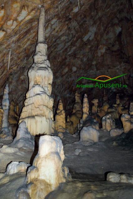 Peștera Ghețarul Vârtop - Arieșeni - Casa de Piatră - Munții Apuseni
