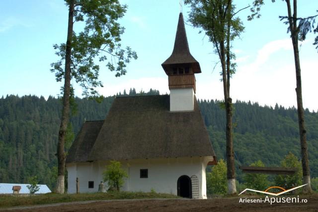 Istoria vie a credinței din Munții Apuseni la Mănăstirea Lupșa - Sfantul Mare Ierarh Nicolae